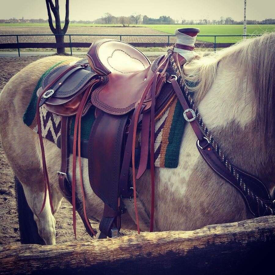 Westernsattel von UJO Saddles